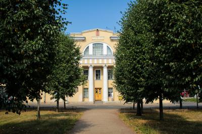 Историко-литературный музей г. Пушкина