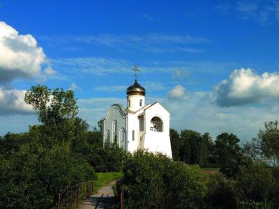 Музей-ДОТ в Старо-Паново