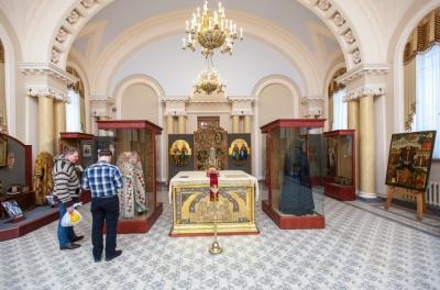 Музей Александро-Невской лавры