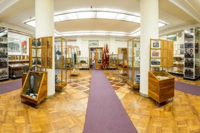 Музей истории и техники ОАО «Кировский завод»