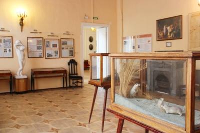 Музей гигиены СПб ГКУЗ «ГЦМП»